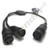 Raymarine Transducer Adapter Y-Cable