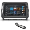 Lowrance Elite-9 Ti² Display with Active Imaging 3-in-1 Transducer