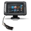 Lowrance Elite-7 Ti² Display with HDI Transducer