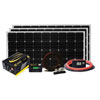 Go Power! 570W Solar Extreme Solar Charging Kit