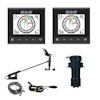B&G Triton2 Digital Display Package - Includes (2) Displays