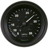 SeaStar Solutions Eclipse Series 35 MPH Speedometer Kit