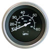 SeaStar Solutions Heavy Duty Series 60 MPH Speedometer Kit