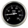 SeaStar Solutions Heavy Duty Series 3500 RPM Tachometer