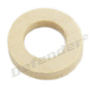 Sen-Dure Heat Exchanger End Cover Replacement Gum Rubber Washer