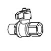 Jabsco Oil Changer System Ball Valve