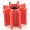 Globe 1114 Red Run-Dry Impeller