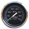 Faria Chesapeake Black SS 7000 RPM Tachometer