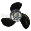Tohatsu / Nissan OEM Replacement Aluminum Propeller (3R1B645141)