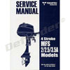 Tohatsu Outboard Motor Manuals