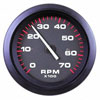 SeaStar Solutions Amega Series 7000 RPM Tachometer