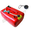 Mercury 6.6 Gallon Pressurized Portable Fuel Tank