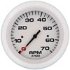 SeaStar Solutions Arctic Series 7000 RPM Tachometer