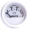 Faria Dress White Voltmeter