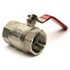 Whitecap Brass Ball Valve