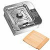 Origo 2000CB Non-Pressurized 1-Burner Alcohol Stove Top