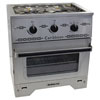 Dickinson Caribbean 2-Burner Propane Gas Stove With Broiler