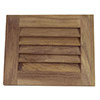 SeaTeak Louvered Insert