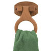 SeaTeak Towel Ring