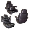 Todd 5-Star Helm Seat with Flip-Up Bolster