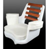Todd Cape May Helm Seat with Cushions