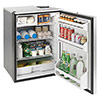 Isotherm Cruise 130 Elegance Refrigerator / Freezer - 4.6 cu ft, Silver