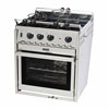 Force 10 3-Burner Gimbaled Electric Range
