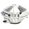Magma Marine Kettle 3 Combination Propane Gas BBQ Grill & Stove, Party Size