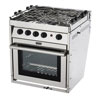 Force 10 4-Burner Propane Gas Stove With Oven