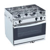 ENO 2-Burner Propane Gas Open Sea Stove with Oven