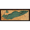 Wood Chart Lake Erie - Internet Orders Only
