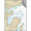 Maptech Decorative Nautical Charts - Marblehead Harbor