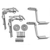 "Weaver Snap Davit Kit with 6"" Raised Swim Platform Hooks"