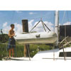 C-Level XL-Series Dinghy Lift