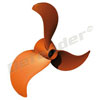 Torqeedo Replacement / Spare Propeller (1901-00)