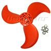 Torqeedo v8/p350 Replacement / Spare Propeller