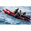 "Zodiac Mil-Pro Emergency Response Inflatable Boat, 12' 9"", Red"