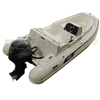 AB Nautilus 14DLX Rigid Hull Inflatable (RIB) with Yamaha F70 EFI 4-Stroke