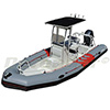 Zodiac Rec Pro 650 T- Top With Twin Yamaha F70 EFI 4-Stroke