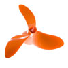 Torqeedo v19/p4000 Replacement / Spare Propeller
