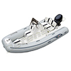 AB Oceanus 13 VST Rigid Hull Inflatable (RIB) with Yamaha F60 EFI 4-Stroke