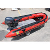 "Zodiac Mil-Pro Grand Raid Series, 15' 5"", Red Inflatable Boat"