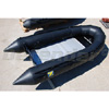 "Zodiac Mil-Pro Work Boat, 13' 5"", Black Inflatable Boat"