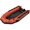 "Zodiac Mil-Pro Emergency Response Inflatable Boat, 10' 6"", Red"