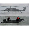 "Zodiac MilPro Special Forces Craft, 13' 9"" Inflatable Boat"