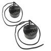 Zodiac Inflatable Boat Bailer Plug for Inflatable Boats -  2 Pack