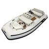 AB JET 330 Inflatable Tender with Rotax 4-TEC 150 ECT, 100 hp