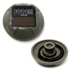 Trib airCap Replacement Air Valve Cap w/ LED Pressure Readout Display 100-001