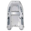 "Achilles HB-280DX Rigid Hull (RIB) 9' 2"", Gray Hypalon, 2020"