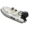 AB Nautilus 11 DLX Rigid Hull Inflatable (RIB) with Yamaha F30 EFI 4-Stroke